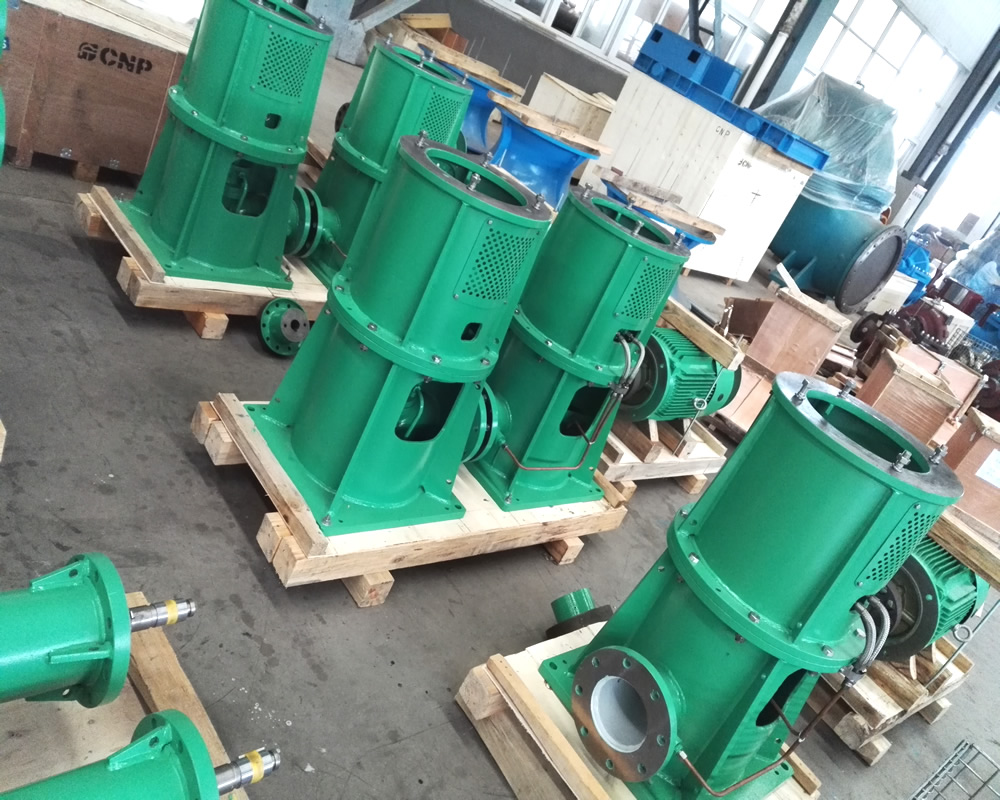 VTP(vertical-turbine-pump)系...